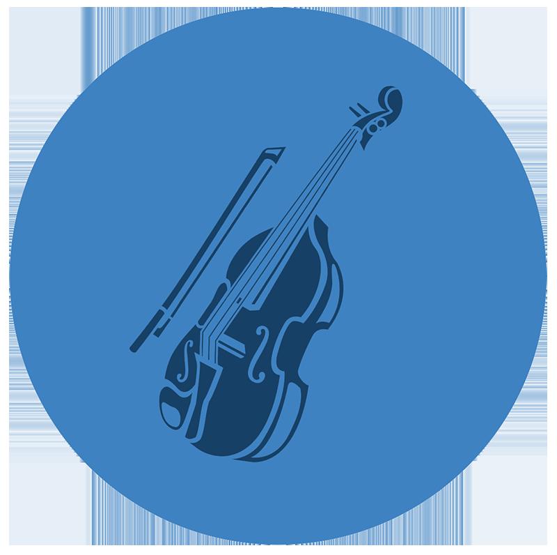 Violin icon 1